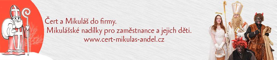 Čert Mikulas Andel